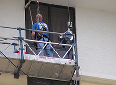 AWC High Rise Window Cleaning