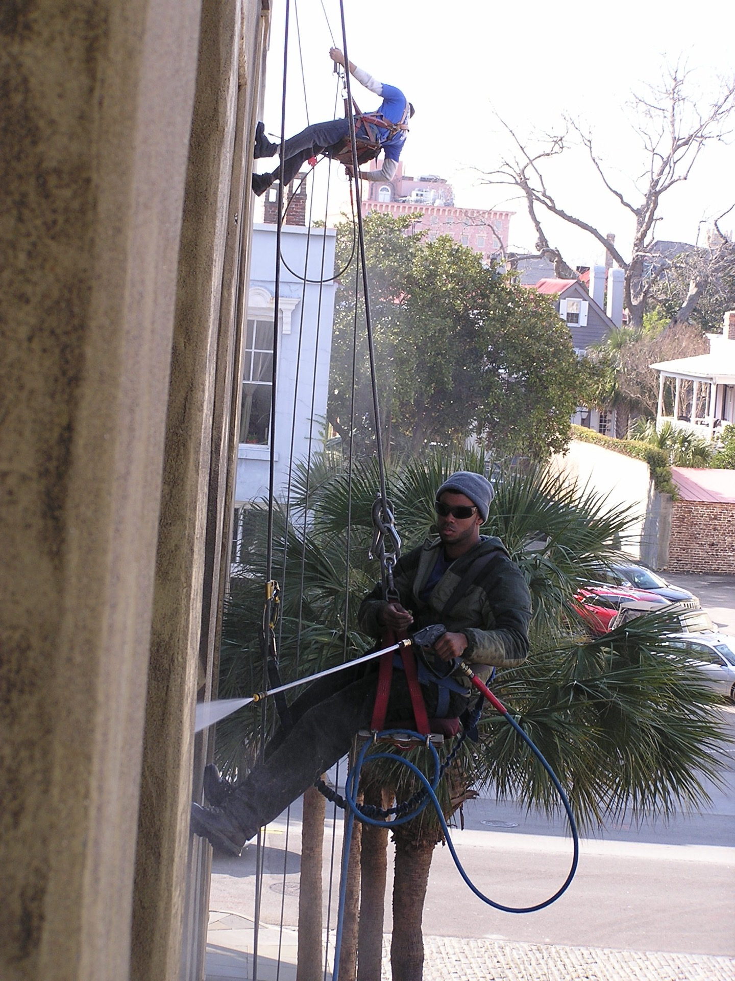 High Rise Pressure Washing Charleston