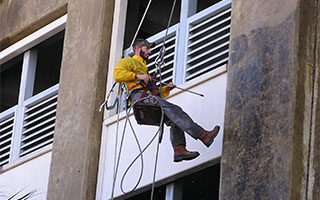 High Rise Pressure Washing Charleston 01