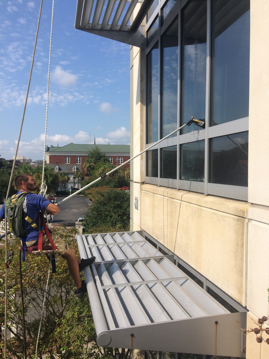 intuitive solutions window cleaning