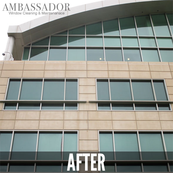 Stone and Glass Restoration Charleston