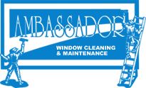 Ambassador Window Cleaning Logo