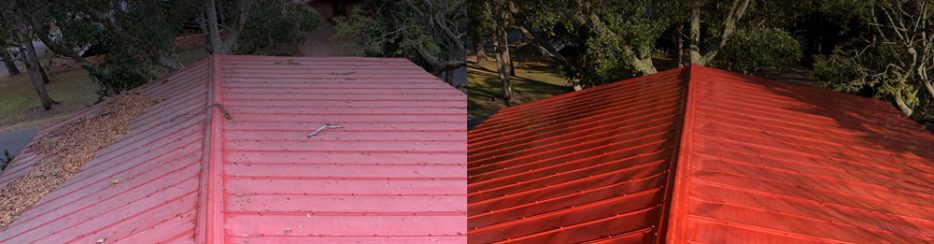 Trusted roof washing company in South Carolina