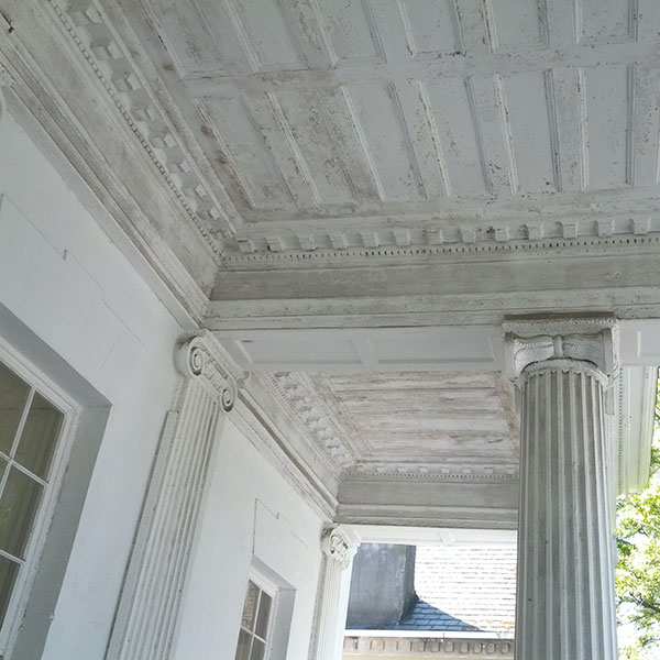 BEFORE Residential Pressure Washing - Charleston SC