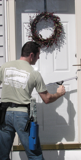Residential Window Cleaning Charleston SC